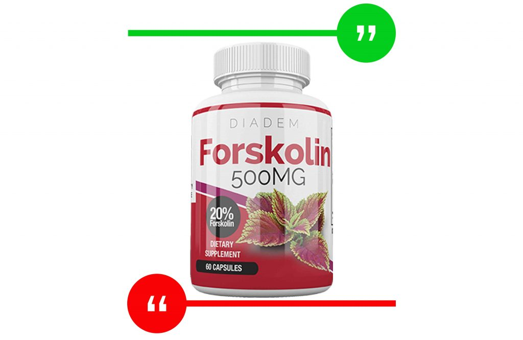 Diadem Forskolin Review | A Safe Weight Loss Supplement Or ...